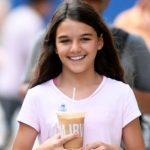 Katie Holmes daughter Suri Cruise