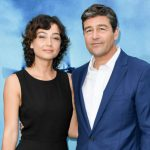 Kyle Chandler with his daughter Sydney Chandler