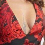 Monica Raymund chets tattoo