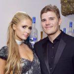 Paris Hilton with ex-boyfriend Chris Zylka