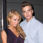 Paris Hilton with ex-boyfriend River Viiperi