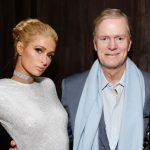 Paris Hilton with her father Richard Hilton
