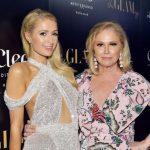 Paris Hilton with her mother Kathy Hilton