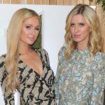 Paris Hilton with sister Nicky Hilton