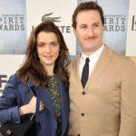 Rachel Weisz with her ex-boyfriend Darren Aronofsky