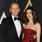 Rachel Weisz with husband Daniel Craig