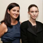 Rooney Mara with her mother Kathleen Mara