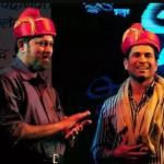 Sachin Tendulkar with his brother Nitin Tendulkar