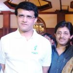 Sourav Ganguly with his brother Snehasish Ganguly