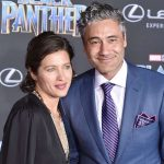 Taika Waititi with his wife Chelsea Winstanley image