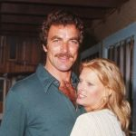 Tom Selleck with his wife Jacqueline Ray