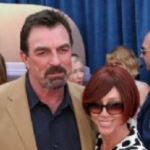 Tom selleck with ex-girlfriend Kitten Natividad