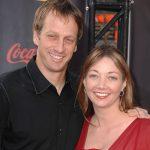 Tony Hawk with ex-wife Lhotse Merriam