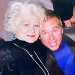 Val Kilmer with his mother Gladys Kilmer