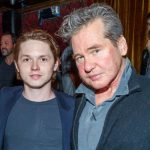 Val Kilmer with his son Jack Kilmer