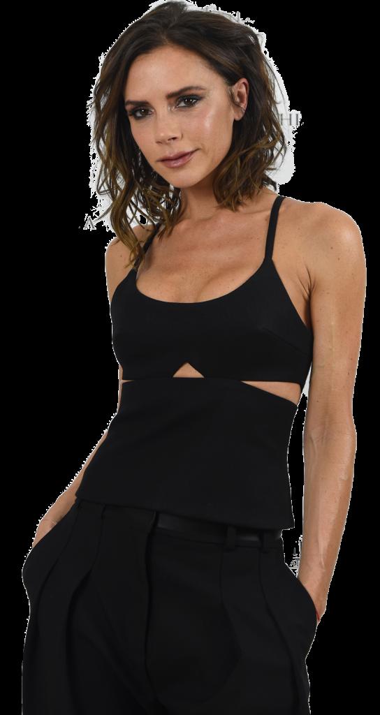 Victoria Beckham transparent background png image