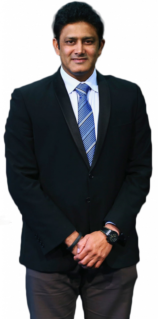 Anil Kumble transparent background png image