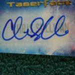 Chris Sullivan signature