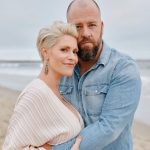 Chris Sullivan with his wife Rachel Sullivan