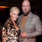 Chris Sullivan with wife Rachel Sullivan