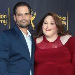 Chrissy Metz with ex-boyfriend Josh Stancil