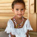 Chrissy Teigen's daughter Luna Simone Stephens