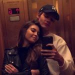 Cindy Mello with ex-boyfriend Ryan Frederick