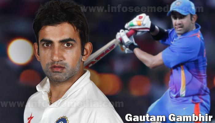 Gautam Gambhir featured image