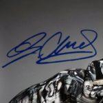 Gwendoline Christie signature