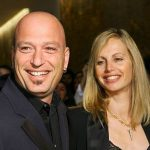 Howie Mandel with his wife Terry Mandel