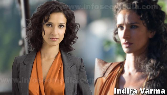 Indira Varma featured image