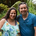 Izabella Alvarez's father and mother