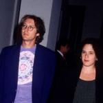 James Spader with his ex-girlfriend Victoria Spader