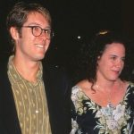 James Spader with his ex-wife Victoria Spader