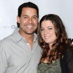 Jon Huertas with wife Nicole Huertas
