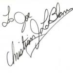 Jules LeBlanc Signature