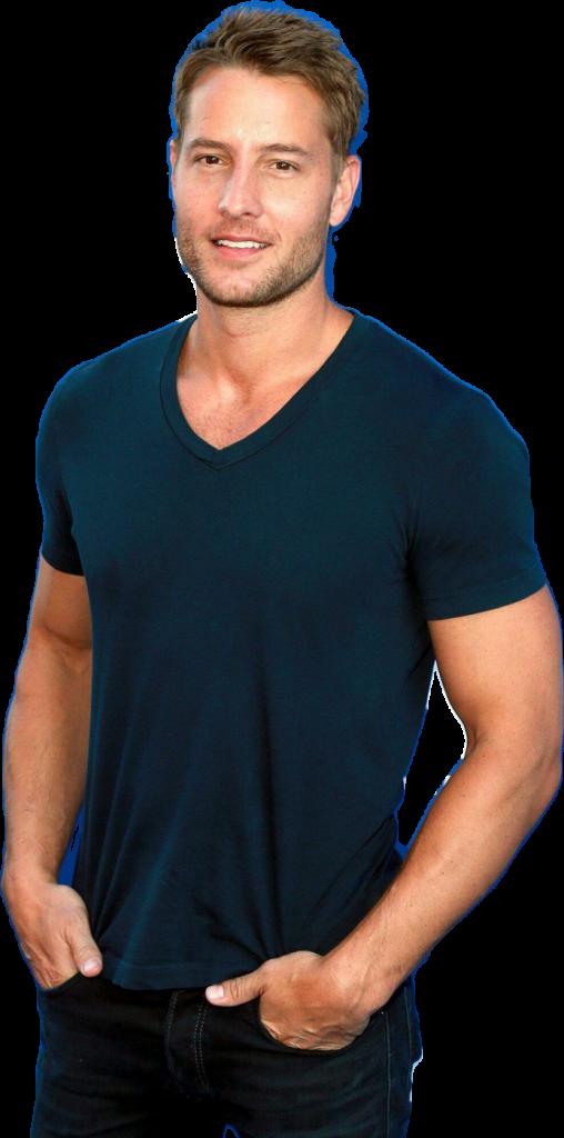 Justin Hartley transparent background png image