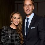 Justin Hartley with ex-wife Chrishell Stause image