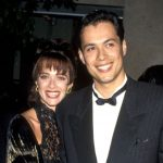 Lauren Holly with ex-husband Danny Quinn image