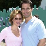 Lauren Holly with ex-husband Francis Greco