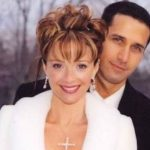 Lauren Holly with ex-husband Francis Greco marriage photo