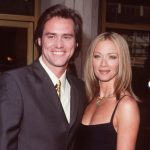 Lauren Holly with ex-husband Jim Carrey image