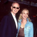Lauren Holly with her father Grant Holly