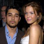 Mandy Moore with ex-boyfriend Wilmer Valderrama