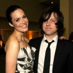 Mandy Moore with ex-husband Ryan Adams
