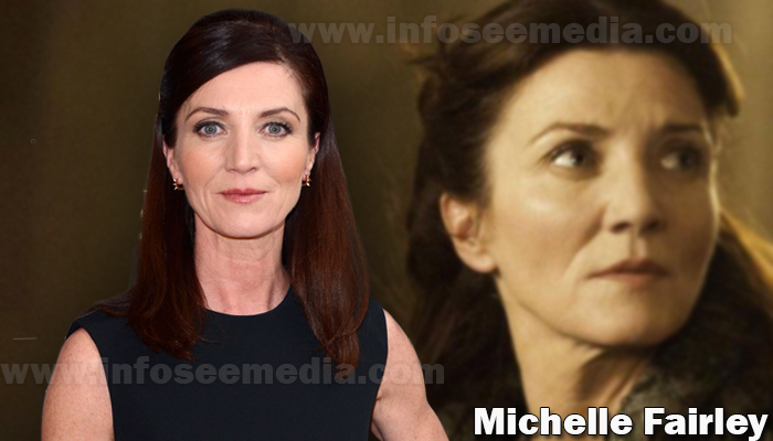 Michelle Fairley featured image