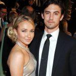 Milo Ventimiglia eith ex-girlfriend Hayden Panettiere