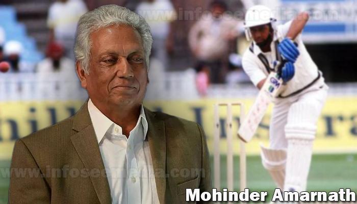 Mohinder Amarnath featured image