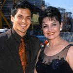 Nicholas Gonzalez with his mother Sylvia Mosier
