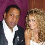Rita Ora with her ex-boyfriend Jay-Z